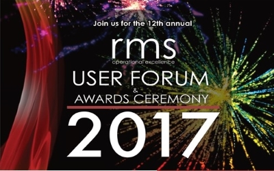 Record number of retailers set to attend 12th RMS Annual User Forum, 13th July 2017