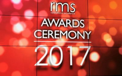 Press Release: Winners celebrate at the 2017 RMS Awards Ceremony