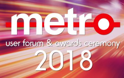 The 13th Annual User Forum and Awards Evening – the biggest and best forum to date