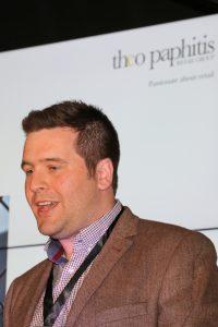 Michael Errington, Ryman