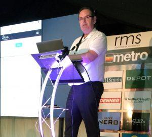 Chris Ferns, RMS