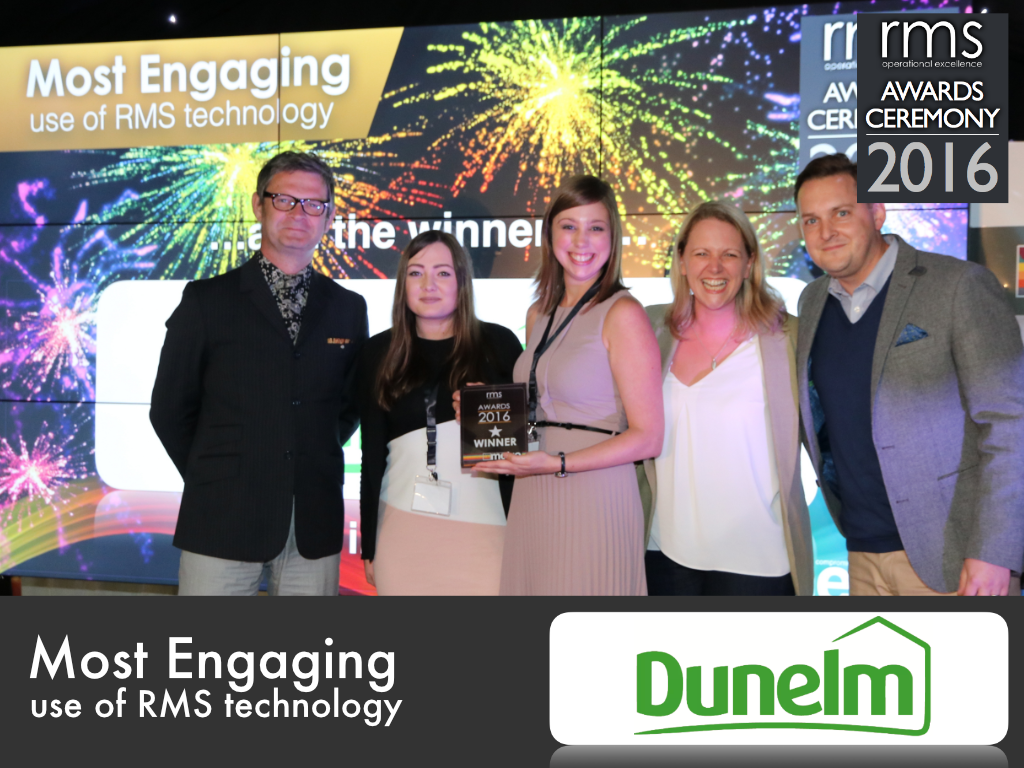 most engaging - dunelm