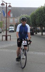 Chris Ferns - London to Paris