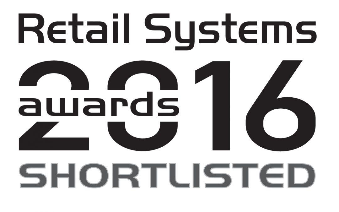 Retail Systems 2016 Shortlist