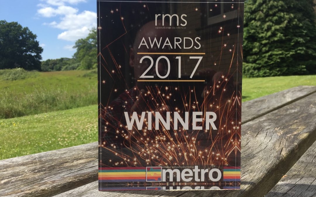 Awards Categories Confirmed for 12th Annual RMS User Forum, Thursday 13th July 2017