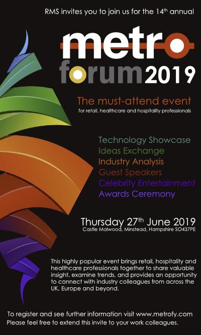 Metro Forum 2019 Invite