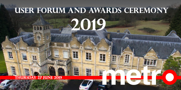 2019 Metro User Forum and Awards Event