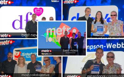 Winners announced at 2019 Metro Awards Ceremony