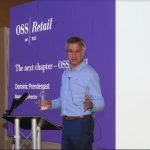 Dominic Prendergast, MD of OSS Retail