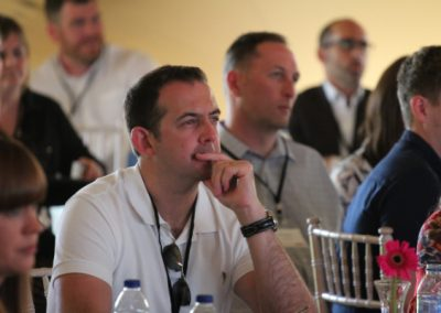 Photo showing attendees at Metro Forum 2019