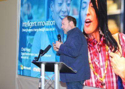 Chris Heap, Microsoft