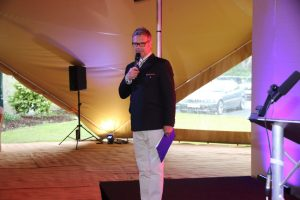 Stand-up Comedian, Ian Moore at Metro Forum 2019