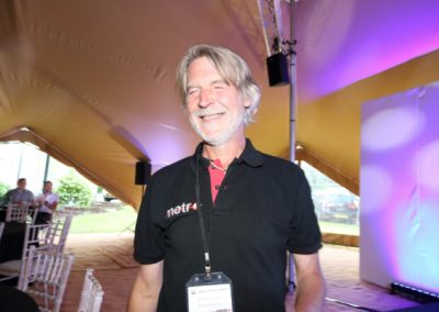 Photo of Lee Brown from the RMS team