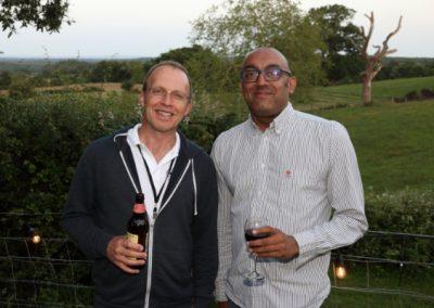 Steve Searson and Vigen Patel