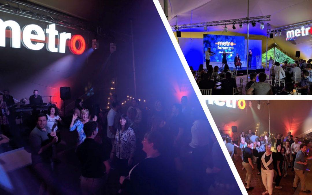 Metro Forum 2019 – Photographs