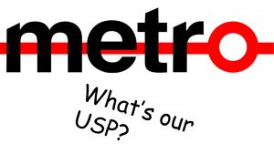 What's our USP?