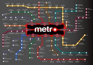 Metro Map 2019