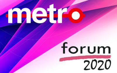 Metro Forum 2020 – New date confirmed!!