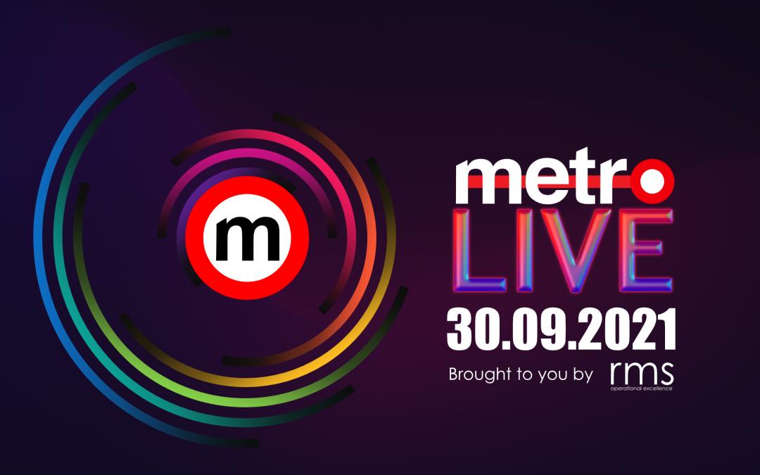 Metro Live 2021…